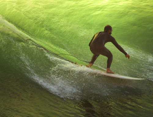 How Surfing Helps Veterans Cope with PTSD