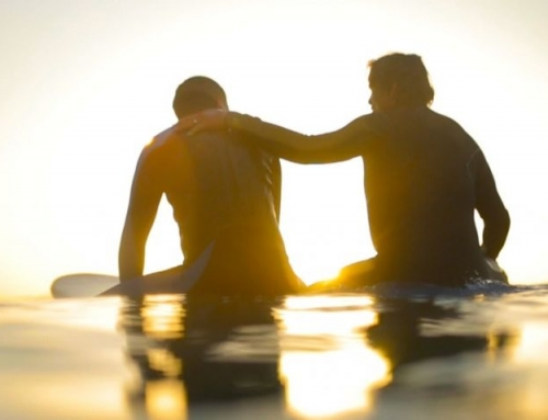 """Surf Therapy"" and Being in the Ocean Can Alleviate PTSD"